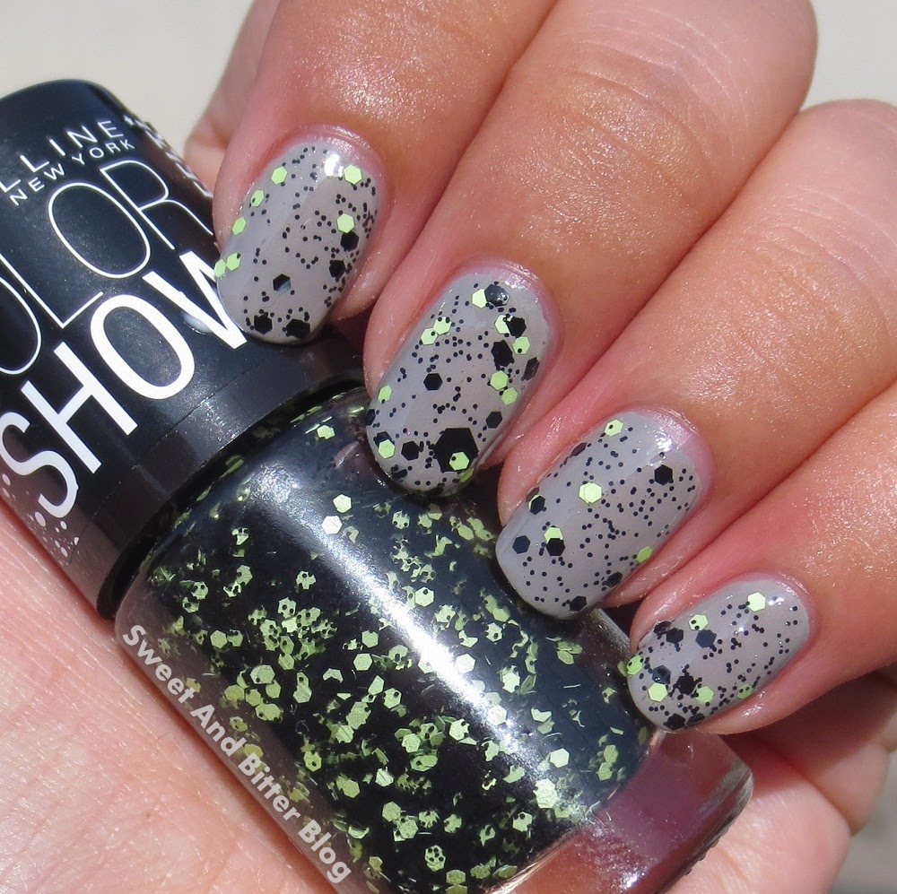 9 Maybelline Color Show GO GRAFFITI Nail Polish Swatches   Sweet and ...