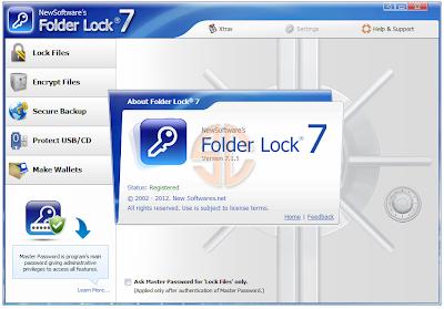 Folder Lock 7.1.5