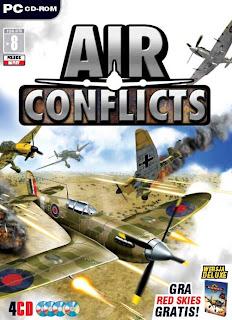 لعبة حرب الطائرات Air Conflicts