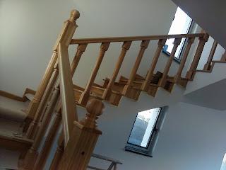 scari interioare de lemn