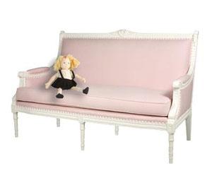 Prinsesse sofa