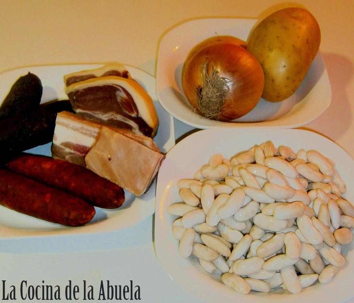 Fabada Asturiana Tradicional.