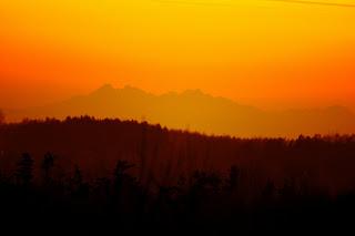 Tatry, Kosowy, widok, dalekie obserwacje