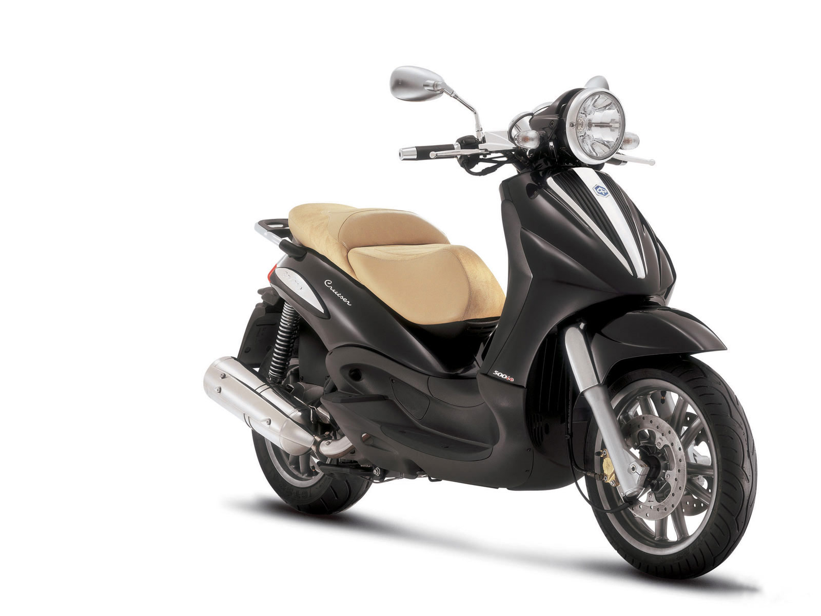 piaggio scooter pictures 2007 beverly cruiser 500. Black Bedroom Furniture Sets. Home Design Ideas