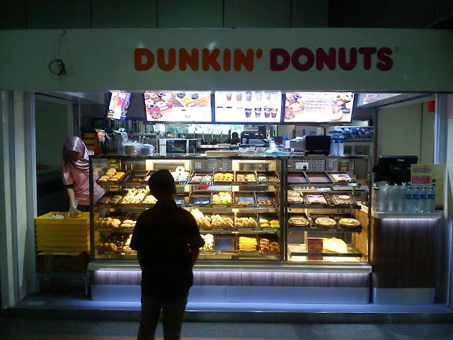 dunkin donut erl putrajaya