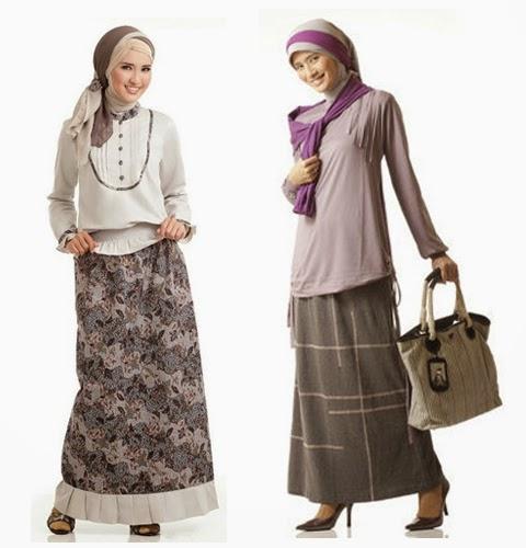 model busana muslim muslimah