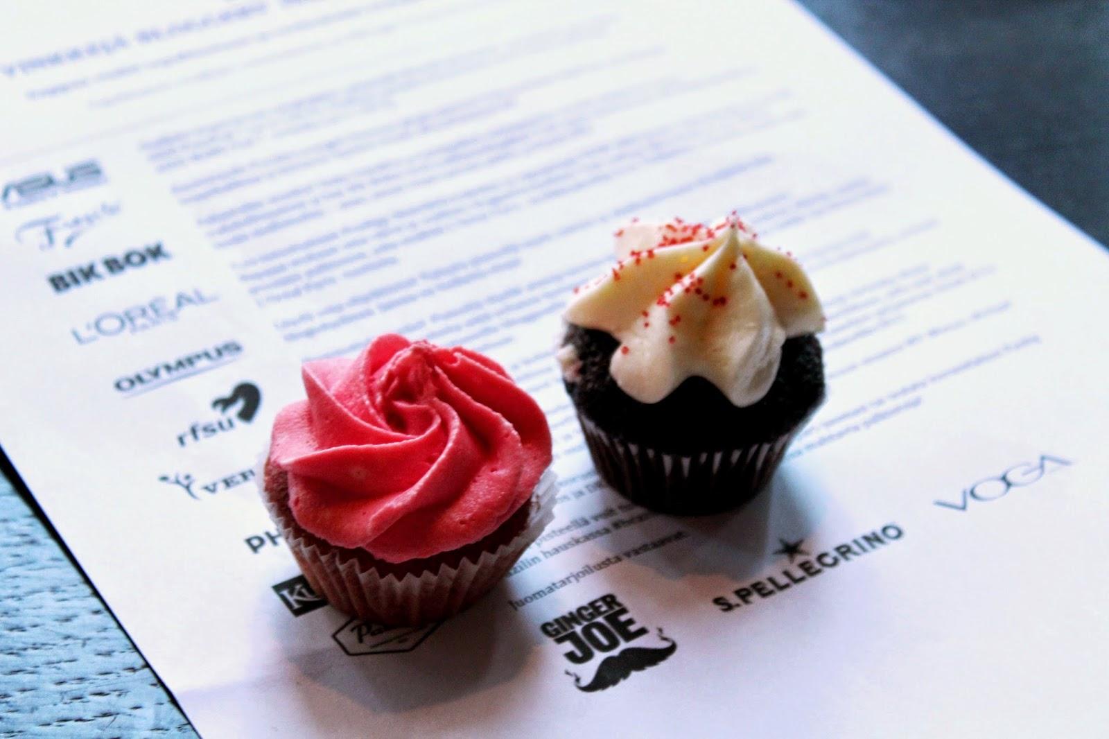 Mini cupcakes   Alinan kotona blog #cupcakes #delicious #desserts #bitesize