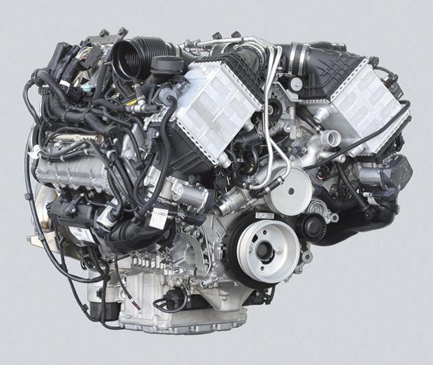 F10 M5 Car Blog: F10 M5 Engine