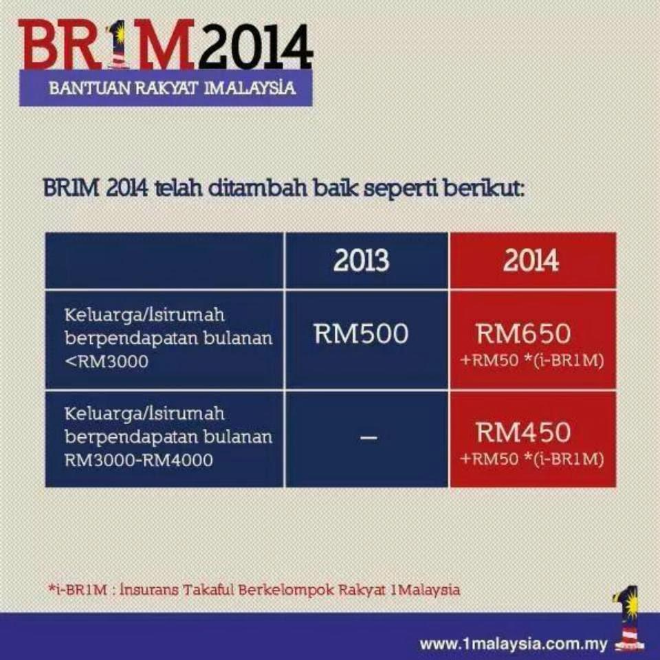 semakan br1m 3 0 2014 online status keputusan br1m 2014