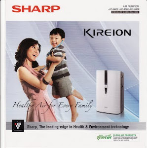 Air Purifier Sharp