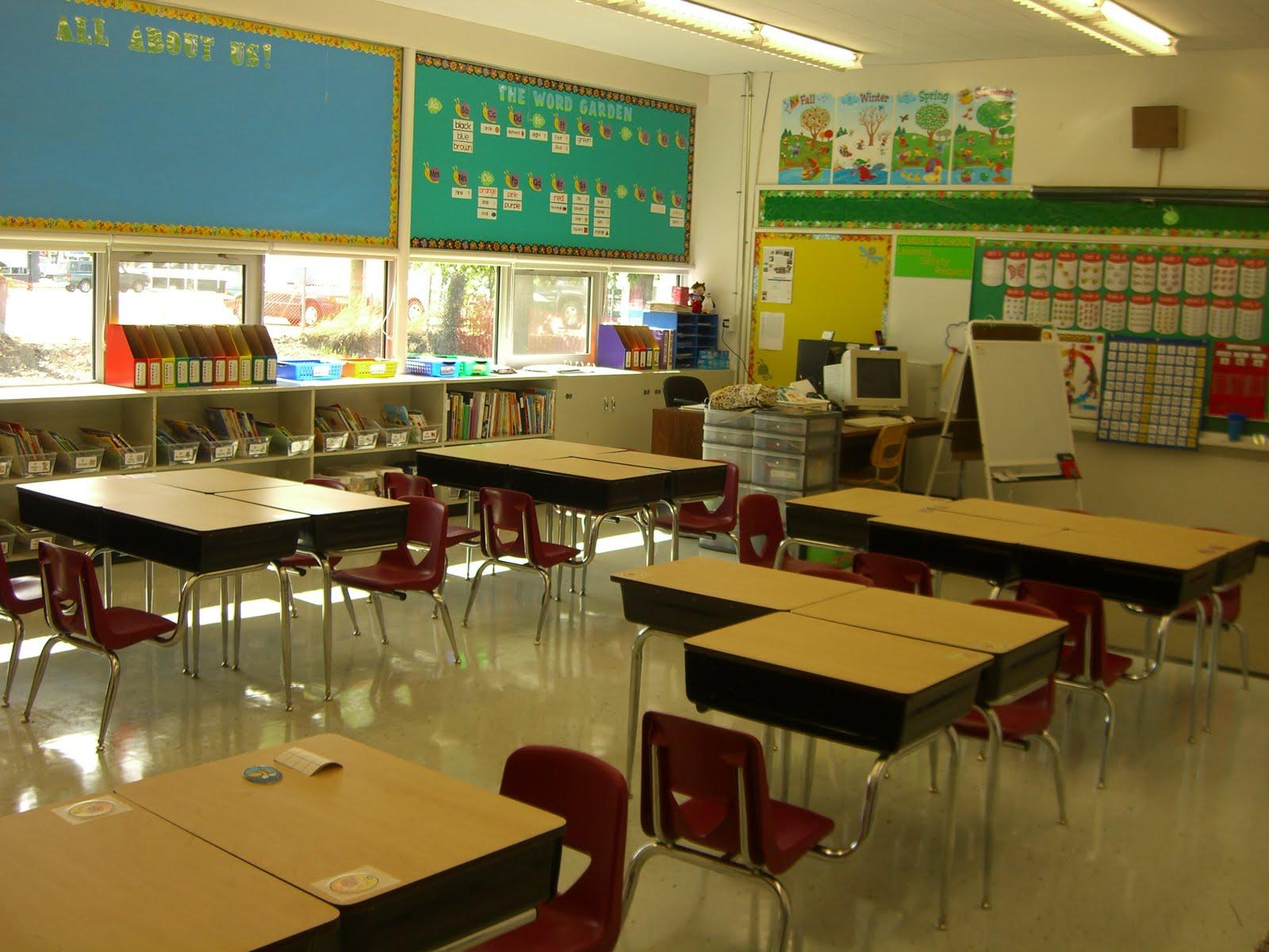 First Grade Garden: Welcome to the Garden!