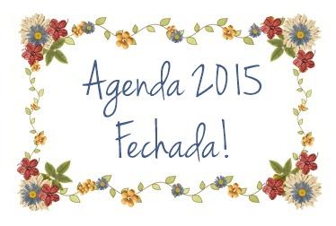 Agendamento somete para 2016