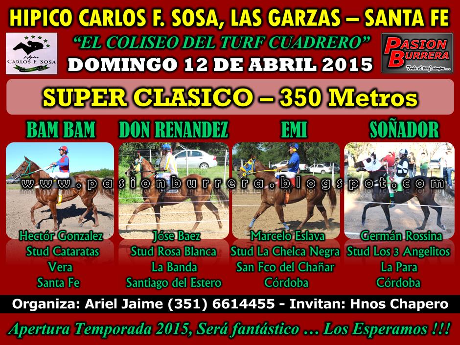LAS GARZAS - CLASICO 350