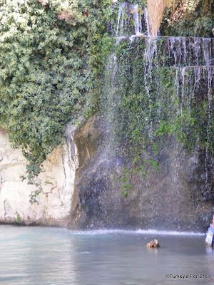 Waterfall At Saklıkent Gorge