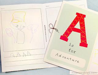 atividade infantil alfabeto