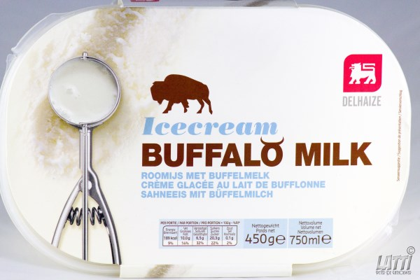Buffalo Milk Icecream