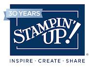 Meine Stampin'Up! Seite
