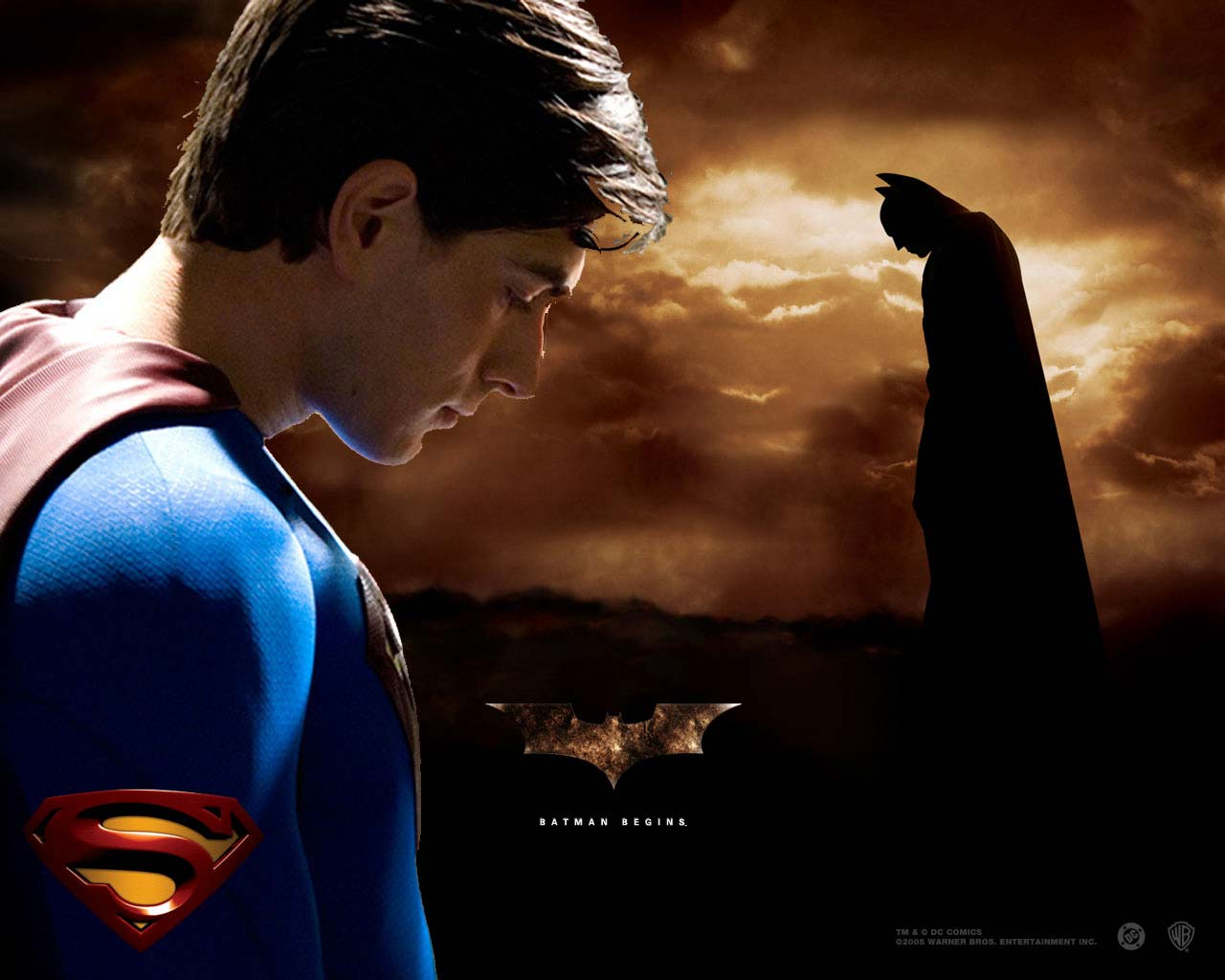 Superman Returns And Batman Begins Were Suppose To Culminate Into Something Bigger In 2009