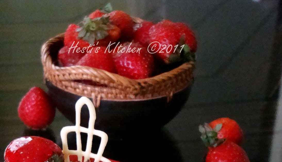 HESTI'S KITCHEN : yummy for your tummy: Strawberry Cheese Cotton Cake
