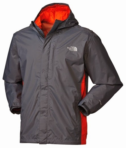 Jaket The North Face Men's Stinson Rain