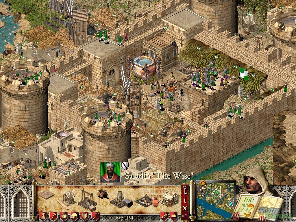 Free Download Crusader Game