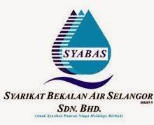 Jawatan Kosong Di Syarikat Bekalan Air Selangor Sdn Bhd Syabas Swasta