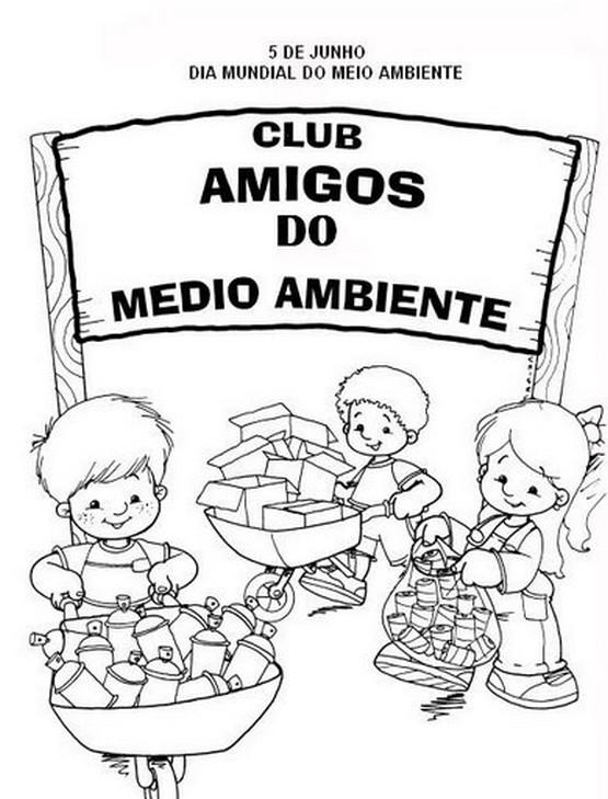 Jornal ponto com dia do meio ambiente e ecologia for Modelo ta 6 0138 hogar