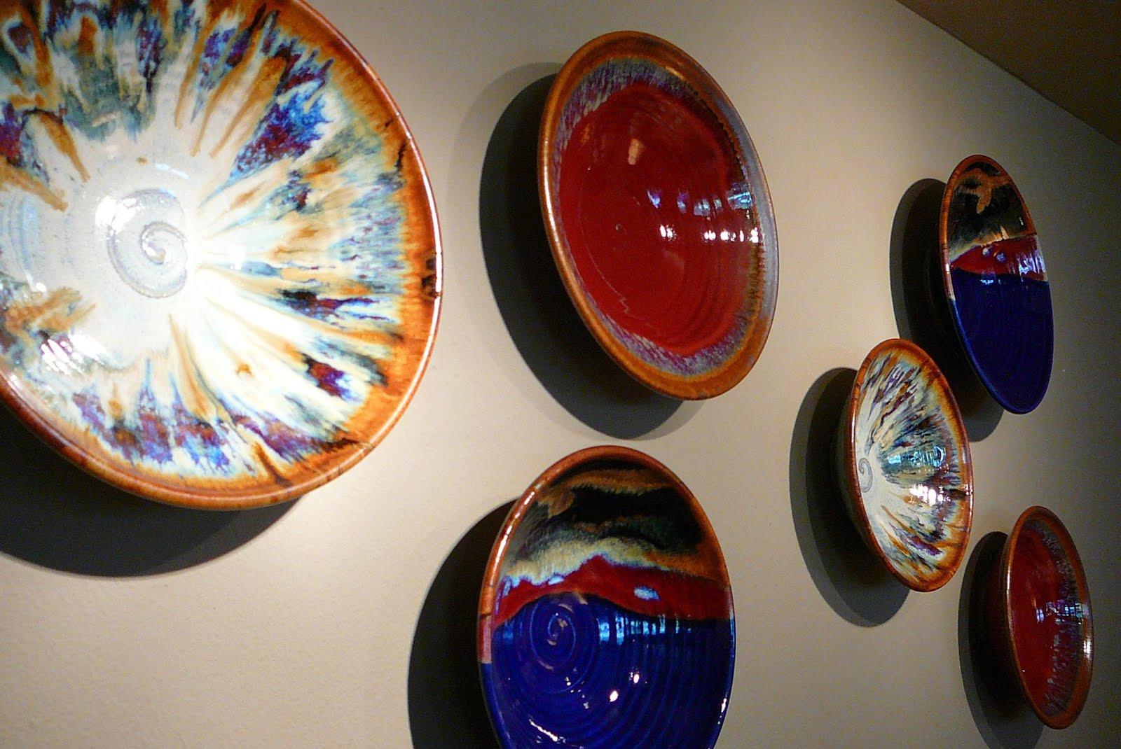 Handmade stoneware bowls!