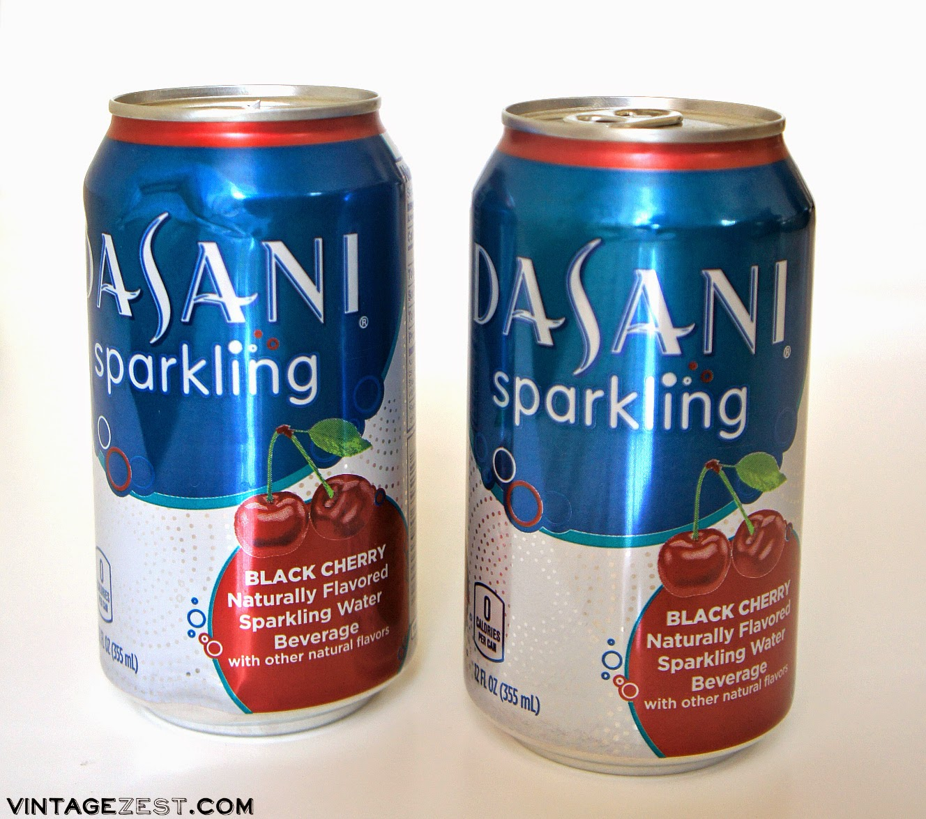 Hydrate this Summer the Sparkling Way on Diane's Vintage Zest! #DASANIsparkling