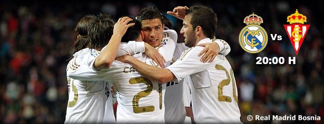 Naslovna Real Madrid Bosnia Fans
