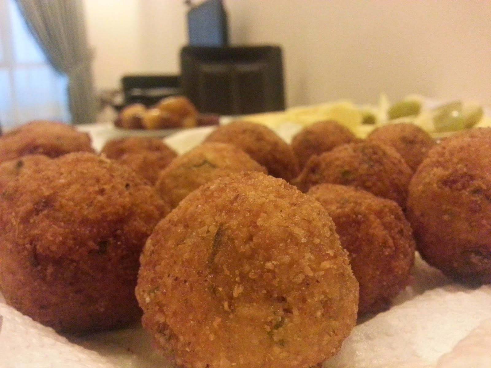 Our Haven: Masala Rice Balls