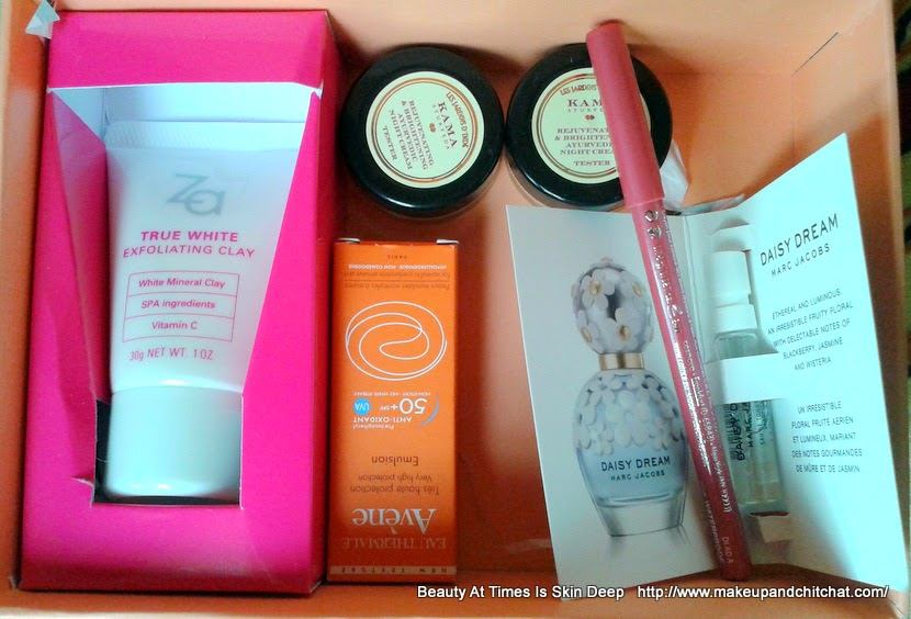 My Envy Box of April 2015