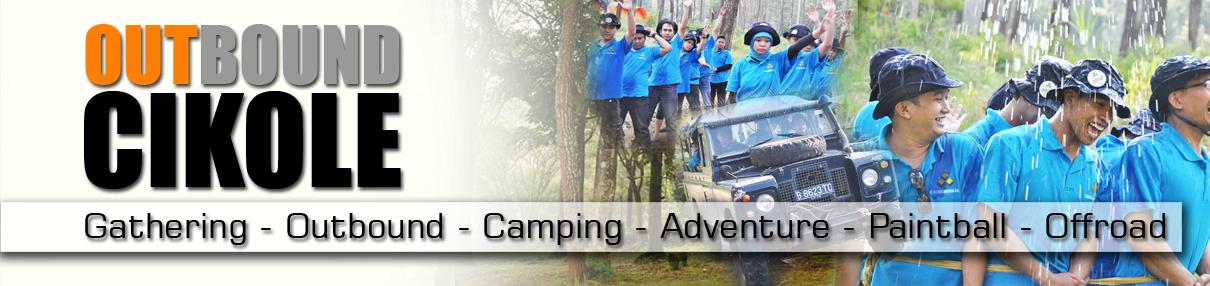 WELCOME - OUTBOND LEMBANG Cikole : camping, company outing, education, lembang bandung treetop