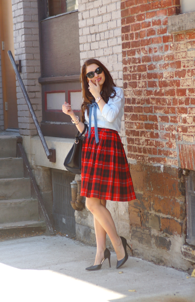 Happy Medley: Mad for Plaid