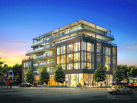 My Search For A Home Six Storey Condo In Beaches Gets