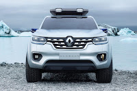 Renault Alaskan Concept (2015) Front