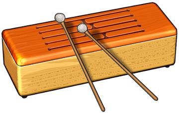 トングドラム tongue drum