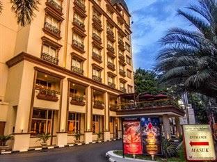 Hotel Arion Swiss-Belhotel Kemang, Bintang 4 Jakarta Selatan