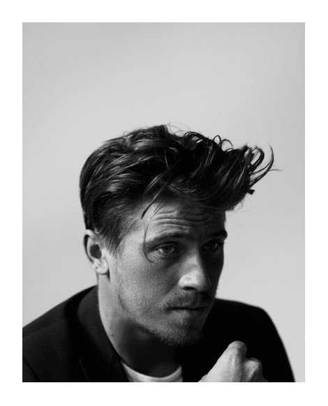 Garrett Hedlund by Tetsu Kubota for Flaunt