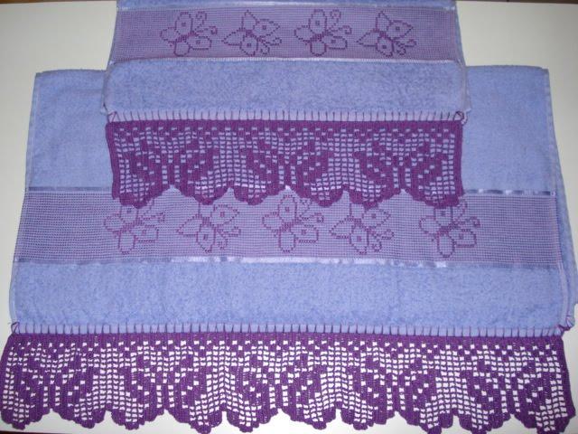 jogo toalhas R$75,00