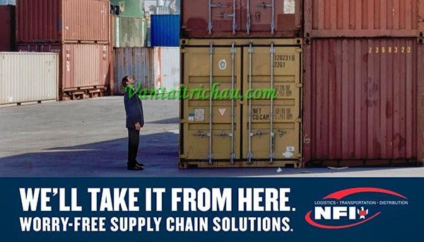Giải pháp vận tải NFI