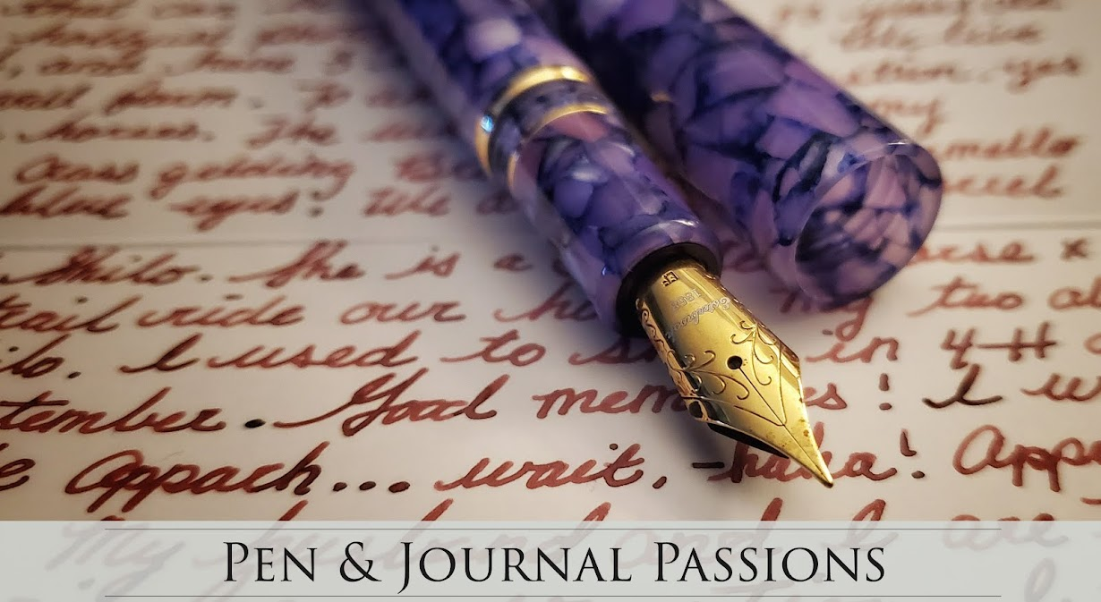 Pen and Journal Passions