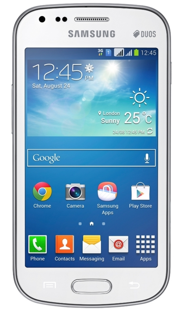 Samsung Galaxy S Duos 2 vs Galaxy Grand 2