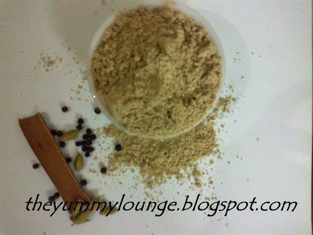Homemade Chai Masala