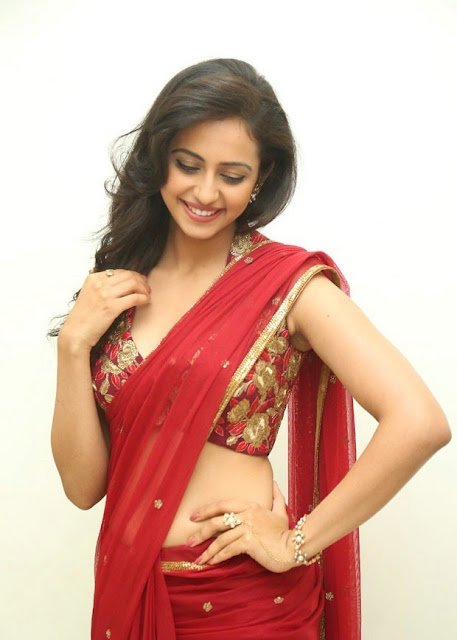 Rakul Preet Singh Stills at Tiger Movie Audio Launch 2.jpg