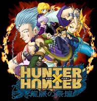 Download Kumpulan Chapter Komik Hunter X Hunter Lengkap