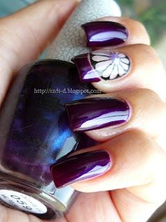 Dearlee 059 nail polish