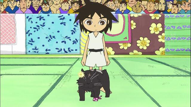 аниме про девочку-каратистку