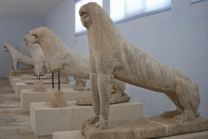 Delos museum construction plans approved
