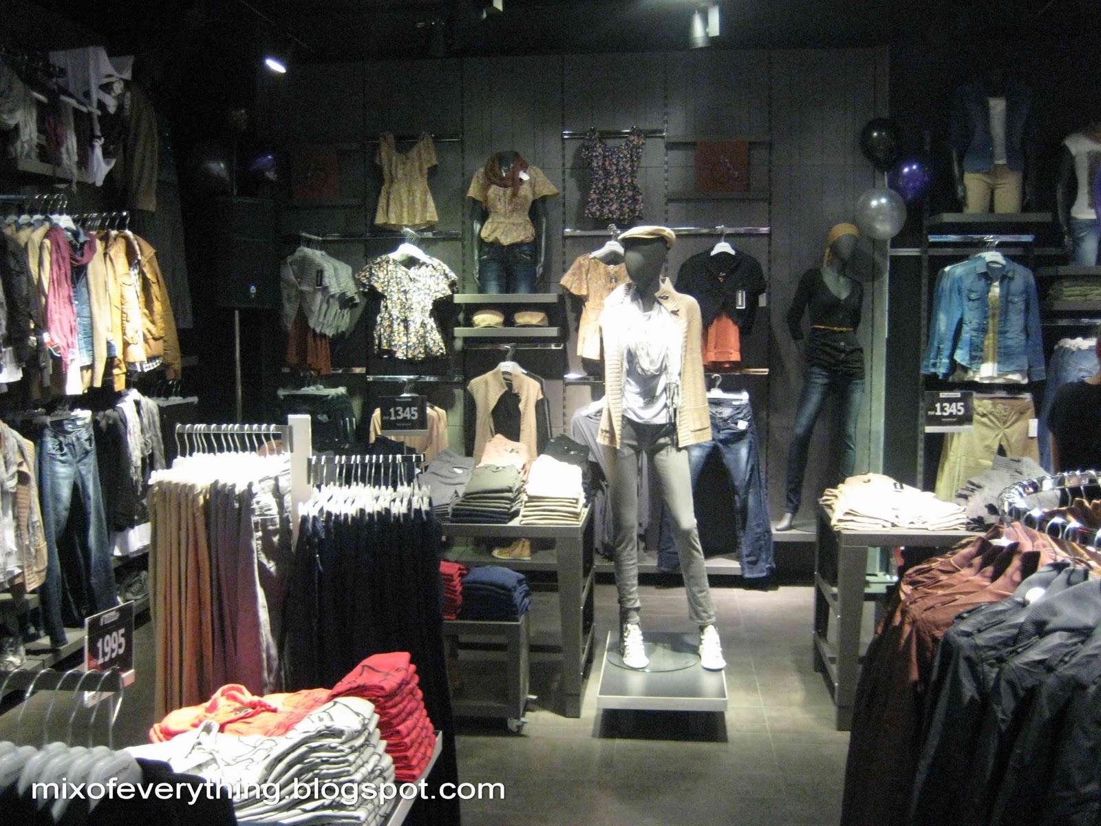 Terranova Clothing Store